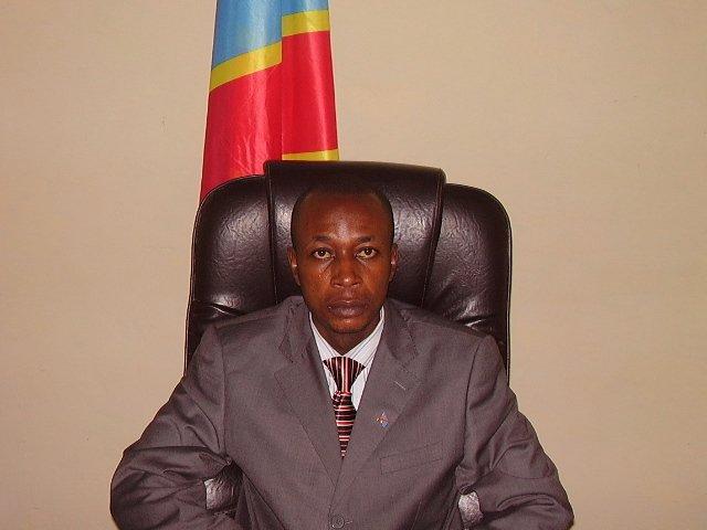 Dr. Guy Shilton BAENDO, Maire de la ville