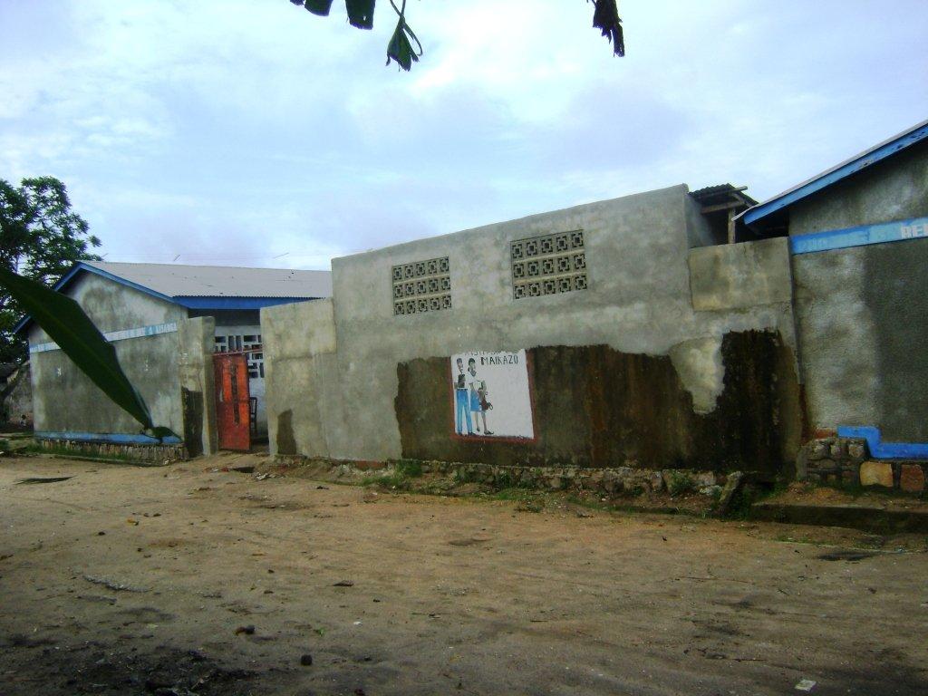 Institut Maikazo sur la 17ème avenue Tshopo