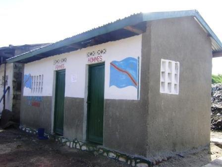 Dossier : Inauguration de la latrine publique