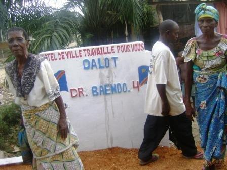 Le dalot « Docteur Baendo 4 » apaise la souffrance des usagers de la route dans Activités du Maire dalotbaendo4
